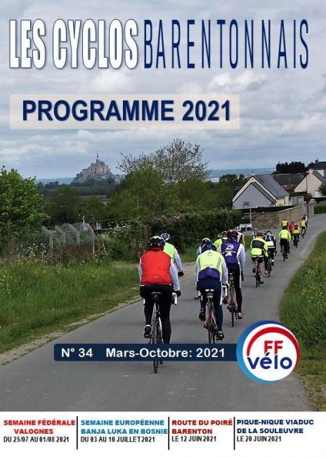 Couverture programme 2021
